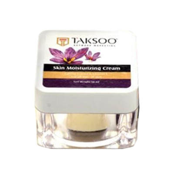 کرم مرطوب کننده تکسو مدل saffron مقدار 50 میلی لیتر