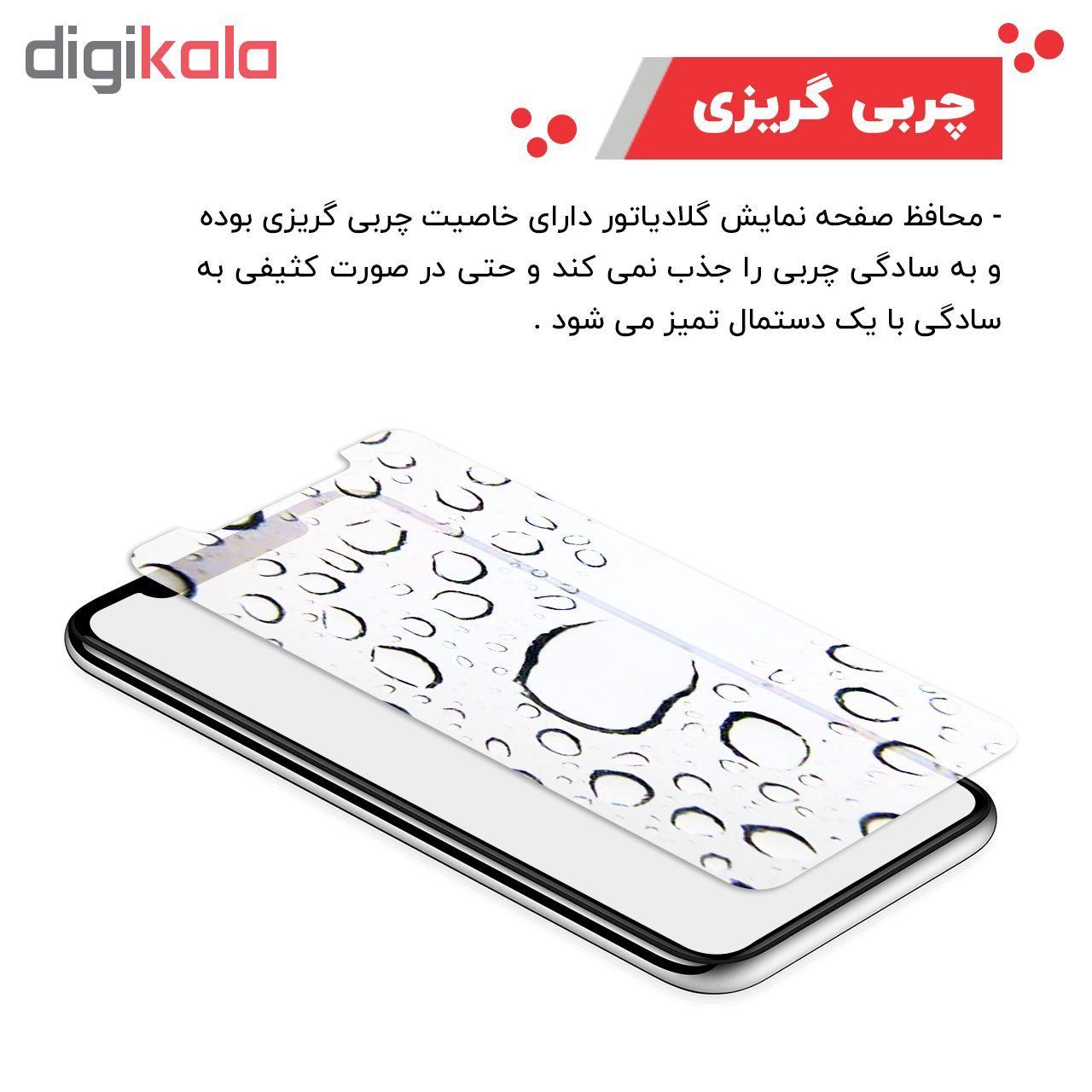 محافظ صفحه نمایش گلادیاتور مدل GLS1000 مناسب برای گوشی موبایل سامسونگ Galaxy A71 main 1 4