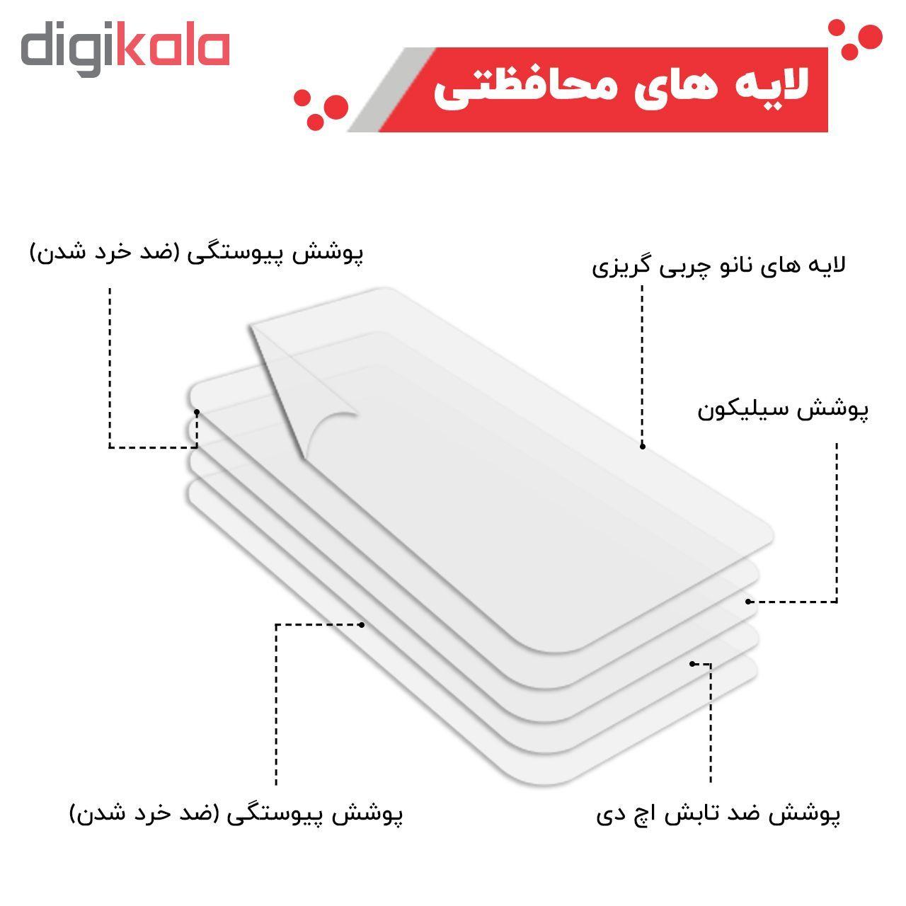 محافظ صفحه نمایش گلادیاتور مدل GLS1000 مناسب برای گوشی موبایل سامسونگ Galaxy A71 main 1 6