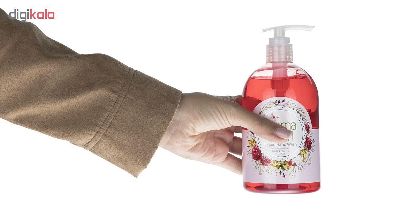 مایع دستشویی درما کلین مدل Jujube حجم 500 میلی لیتر main 1 5