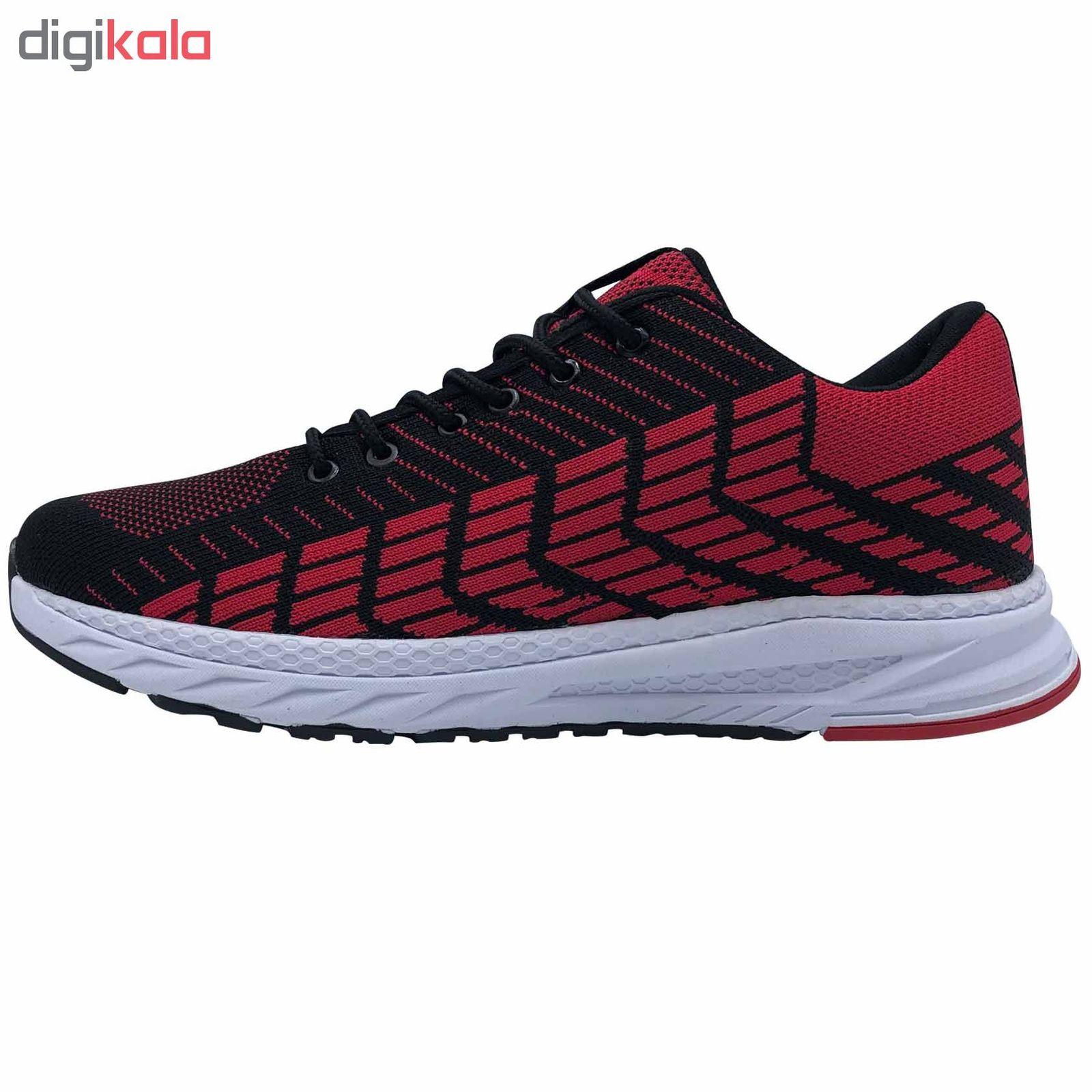 کفش مخصوص پیاده روی مردانه کفش سعیدی کد UM -  - 3