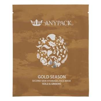 ماسک احیا کننده و پاکسازی کننده صورت آنی پک مدل Gold Season مقدار 20 گرم