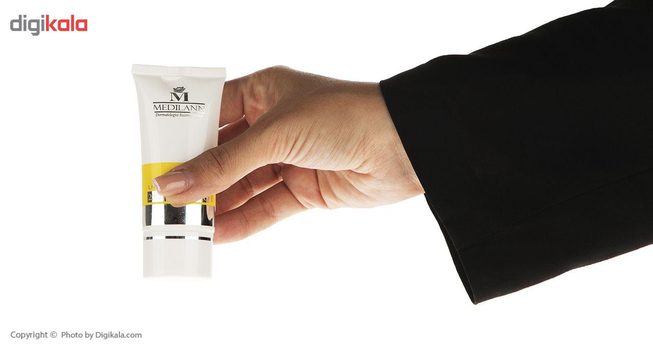 کرم مرطوب کننده و روشن کننده مدیلن مدل Vitamin Cحجم 30 میلی لیتر main 1 4