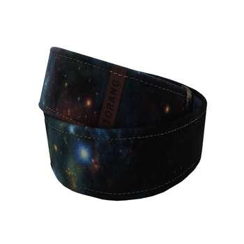 بند گردنی دوربین عکاسی ترنگ طرح کهکشان کد 3443