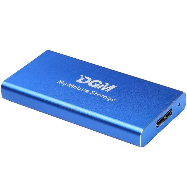 حافظه SSD اکسترنال دی جی ام مدل MMS ظرفیت 512 گیگابایت
