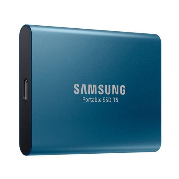 حافظه SSD اکسترنال سامسونگ مدل T5 ظرفیت 500 گیگابایت
