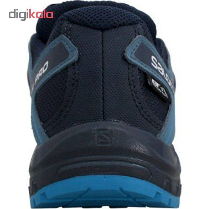 کفش مخصوص پیاده روی پسرانه سالومون مدل 406433 MT