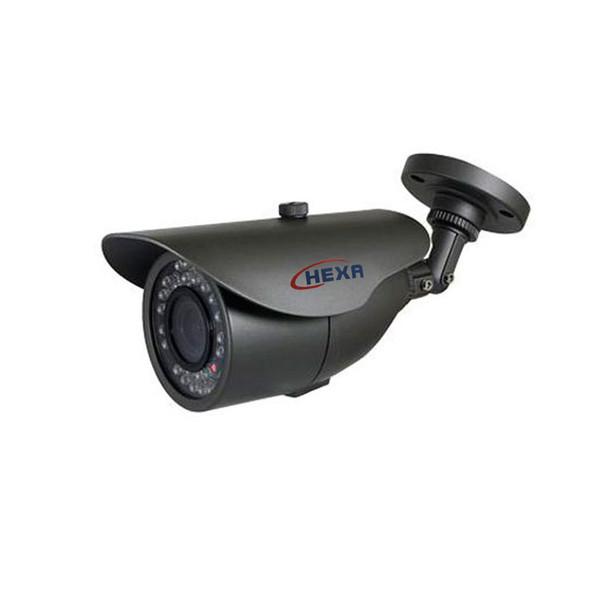 دوربین مداربسته تحت شبکه آی پی دید در شب مارک هگزا مدل hirc1001-25