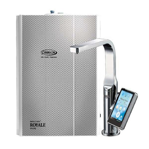 دستگاه تصفیه و پردازش آب یونیزه و هیدروژنه قلیایی چانسون مدل Miracle Max Royale
