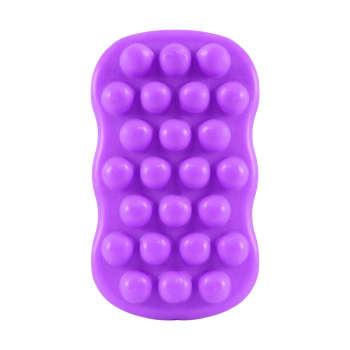 صابون ماساژ بیوتی رین مدل lavender وزن 120 گرم