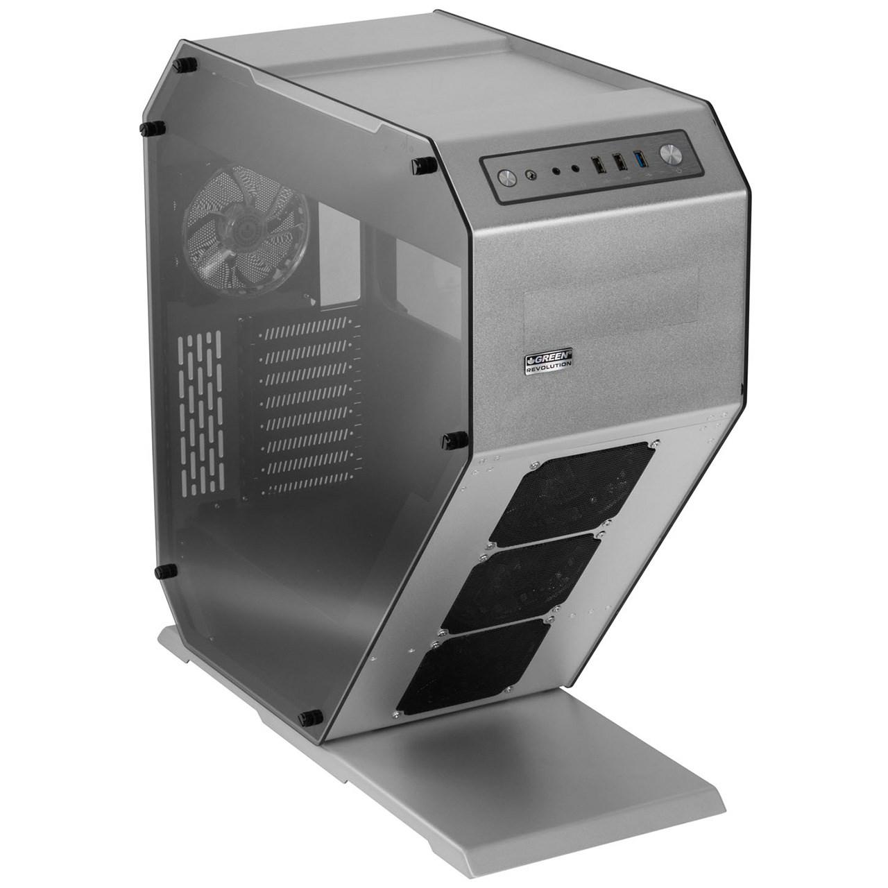 کیس کامپیوتر گرین مدل REVOLUTION
