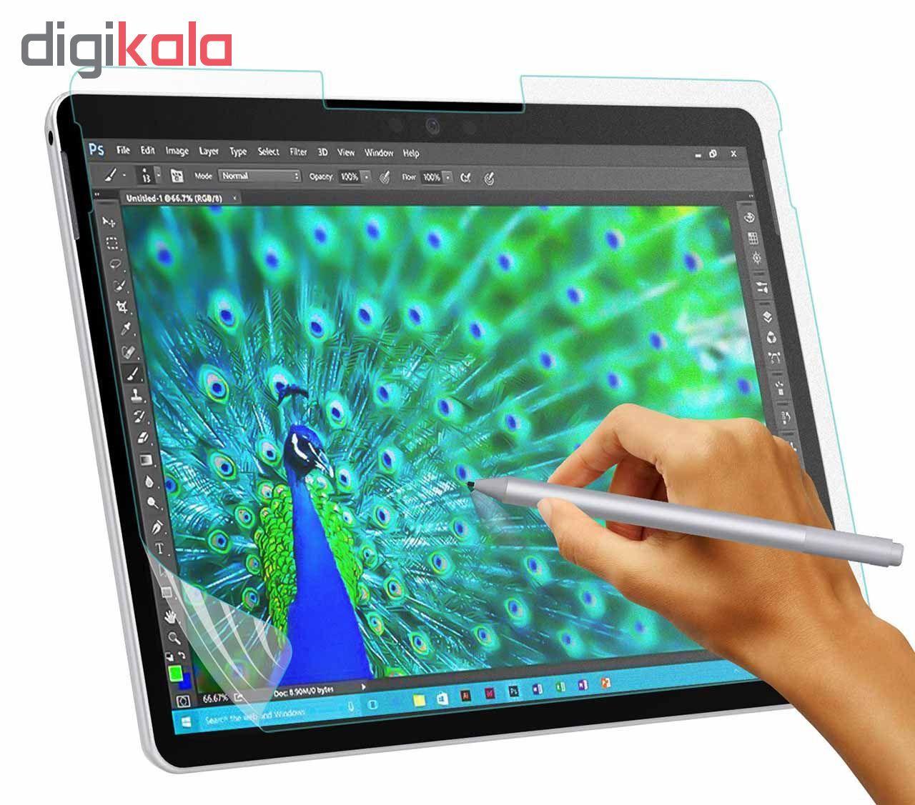 تبلت مایکروسافت مدل Surface Pro 6 - H به همراه کیبورد Signature و قلم main 1 10