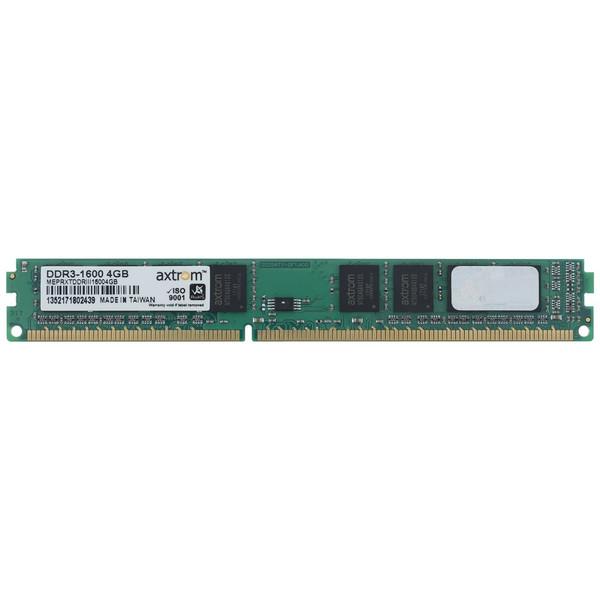 رم دسکتاپ DDR3 تک کاناله 1600 مگاهرتز اکستروم ظرفیت 4 گیگابایت