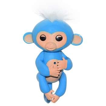 عروسک طرح میمون انگشتی مدل FM ارتفاع 12 سانتی متر