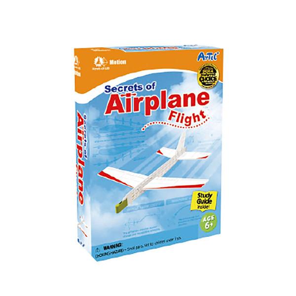 بسته آموزشی آرتک مدل رموز پرواز هواپیما همراه با کتاب