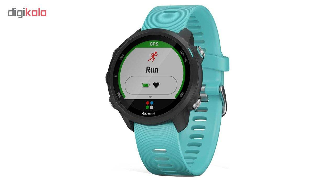 ساعت هوشمند گارمین مدل forerunner 245 music main 1 8
