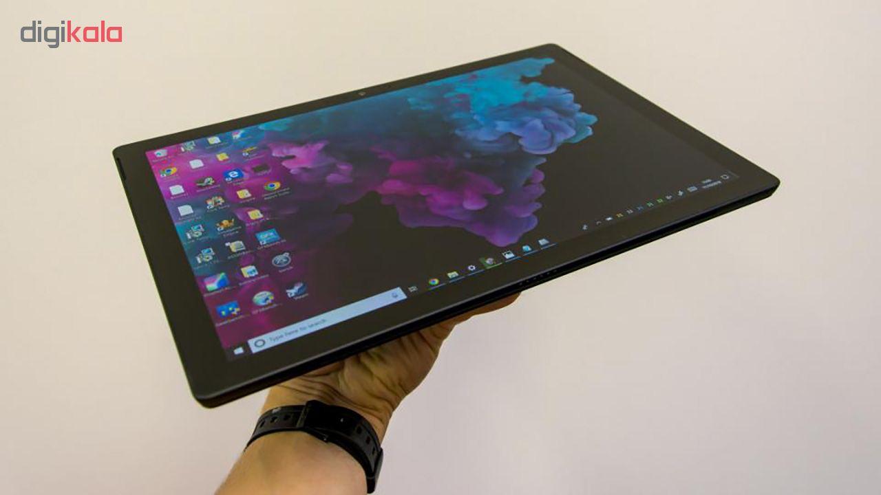 تبلت مایکروسافت مدل Surface Pro 6 - B به همراه کیبورد Black Type Cover  و قلم main 1 10