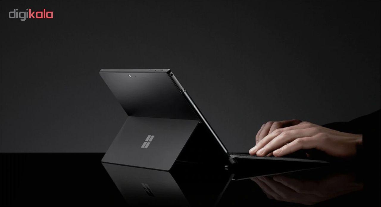 تبلت مایکروسافت مدل Surface Pro 6 - B به همراه کیبورد Black Type Cover  و قلم main 1 11