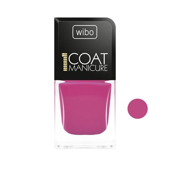 لاک ناخن ویبو مدل coat manicure شماره 9