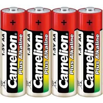 باتری قلمی کملیون مدل Plus Alkaline بسته 4 عددی