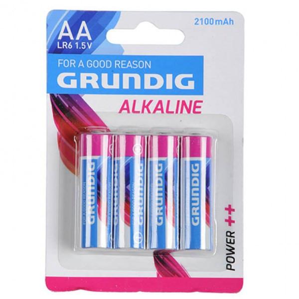 باتری قلمی گراندیگ Alkaline AA 2100mAh
