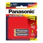 باتری نیم قلمی پاناسونیک مدل Alkaline Everyday بسته 2 عددی thumb