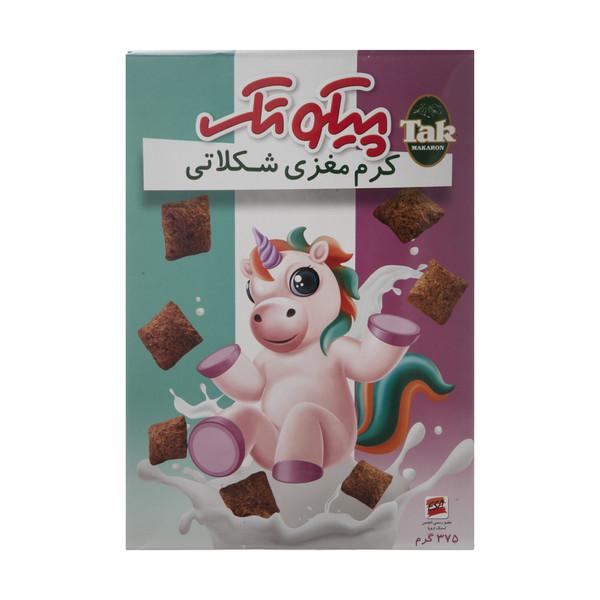 پیکوتک بالشتی مغزدار شکلاتی تک ماکارون مقدار 375 گرم