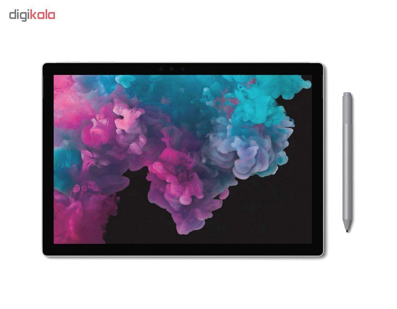 تبلت مایکروسافت مدل Surface Pro 6 - LQ6 به همراه کیبورد TYPE COVER و قلم main 1 15