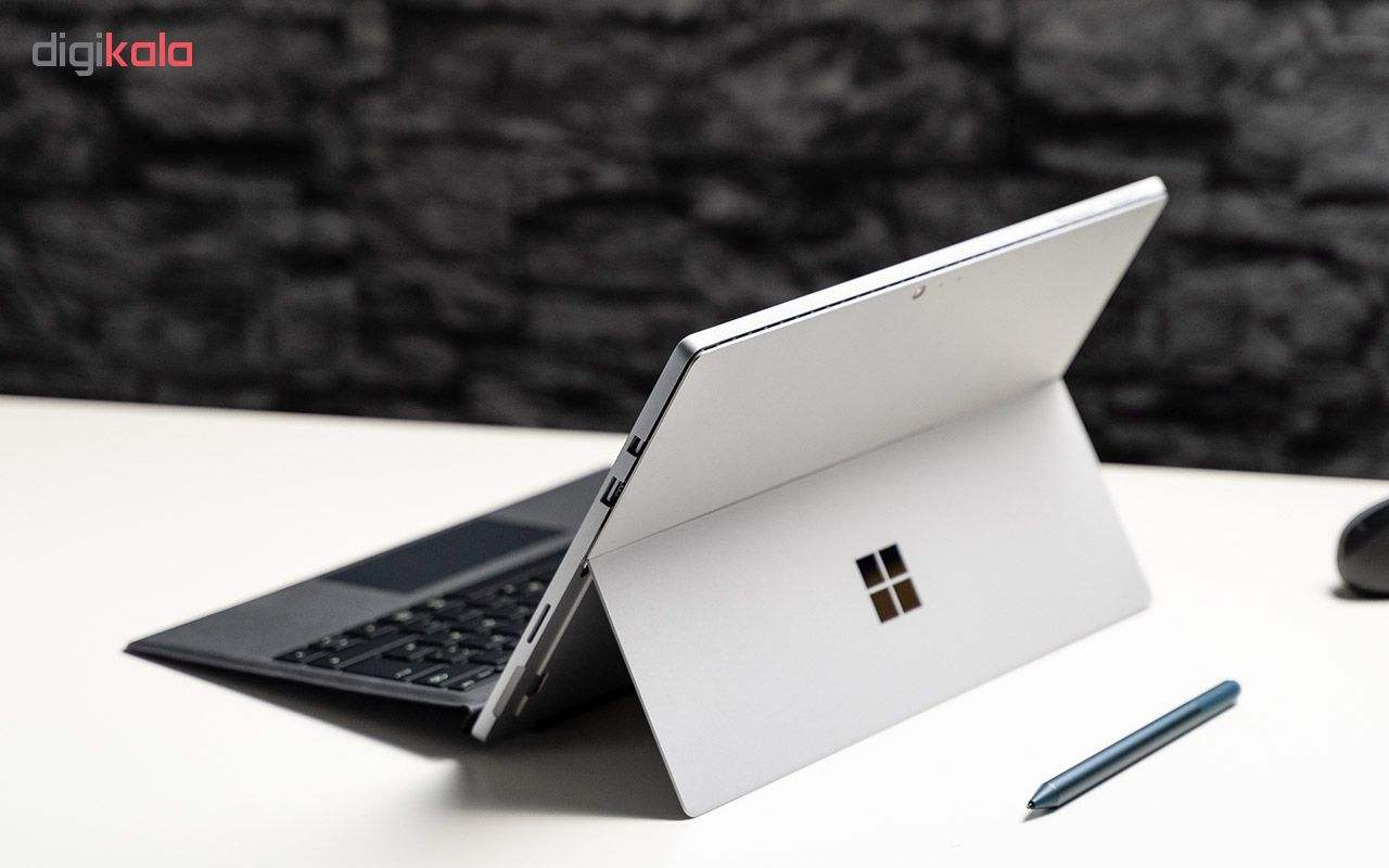 تبلت مایکروسافت مدل Surface Pro 6 - LQ6 به همراه کیبورد TYPE COVER و قلم main 1 8