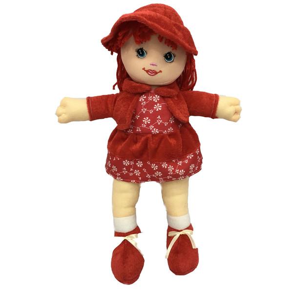 عروسک طرح دختر مادام کد 09 ارتفاع 45 سانتی متر
