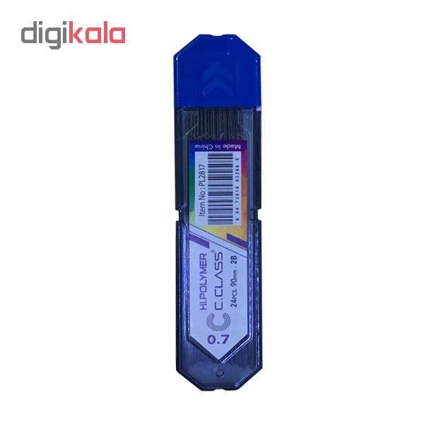 نوک مداد نوکی 0.7 میلی متری سی.کلاس کد 136110 main 1 1