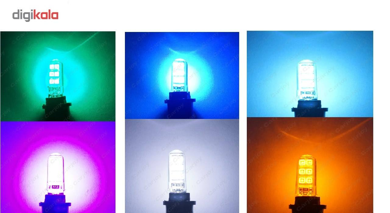 لامپ خودرو مدل 12 بسته 2 عددی main 1 2