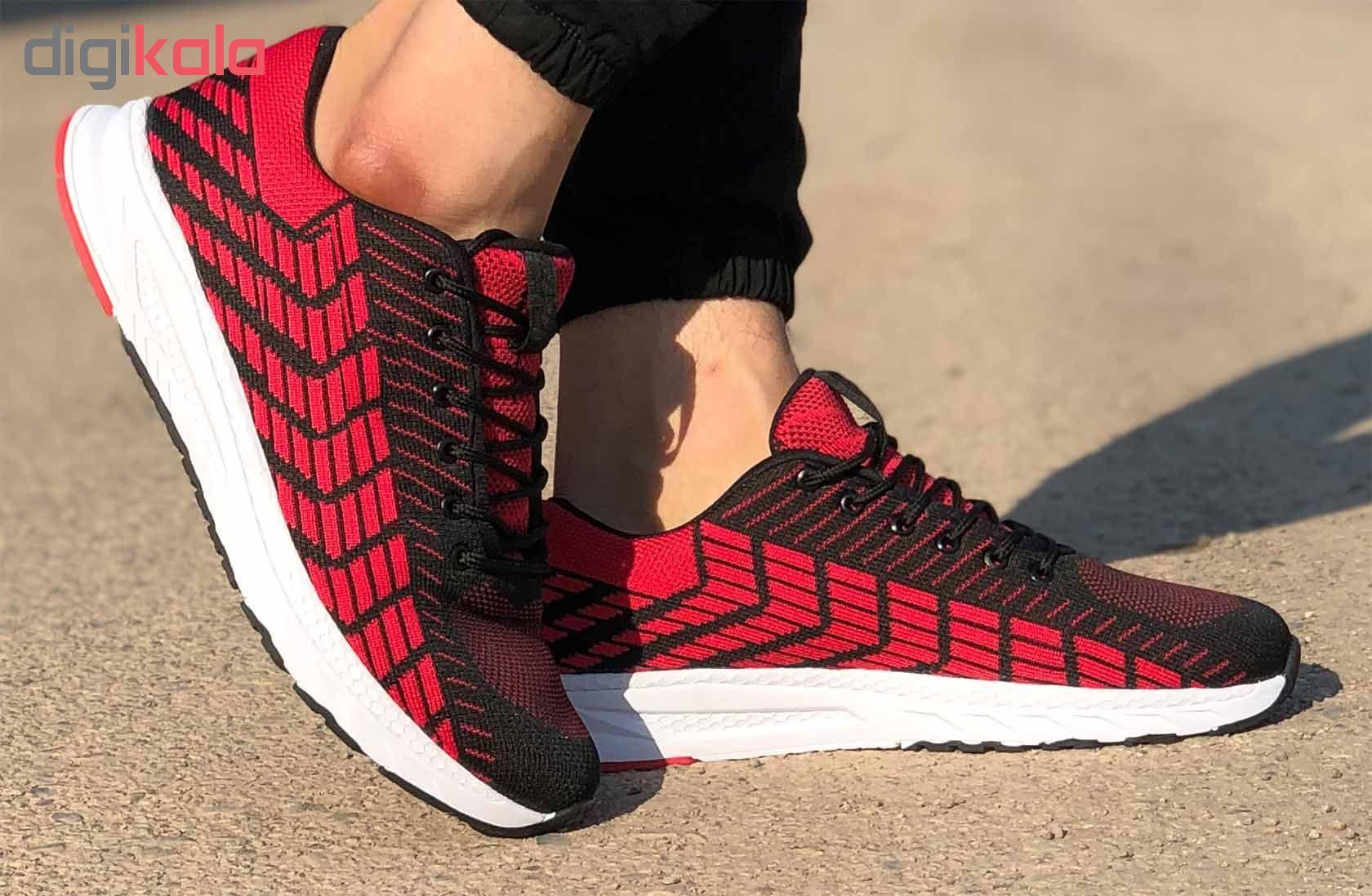 کفش مخصوص پیاده روی مردانه کفش سعیدی کد UM main 1 3