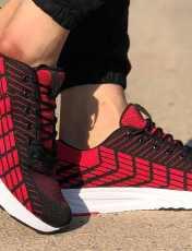 کفش مخصوص پیاده روی مردانه کفش سعیدی کد UM -  - 4