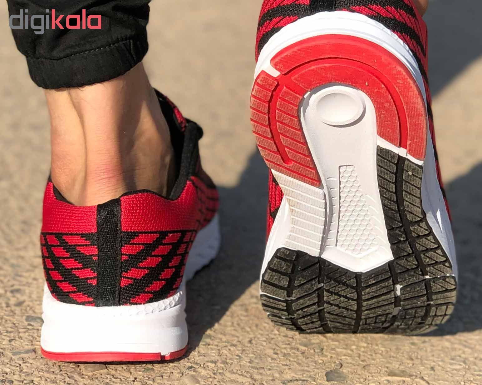 کفش مخصوص پیاده روی مردانه کفش سعیدی کد UM main 1 4