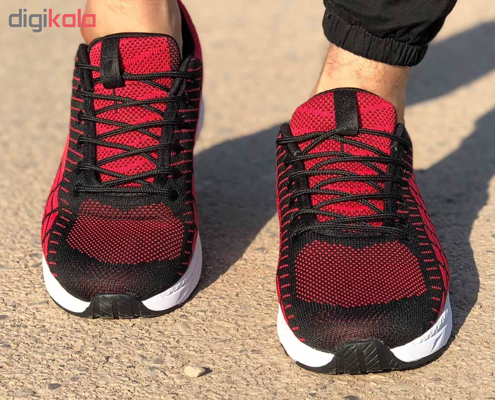 کفش مخصوص پیاده روی مردانه کفش سعیدی کد UM main 1 5