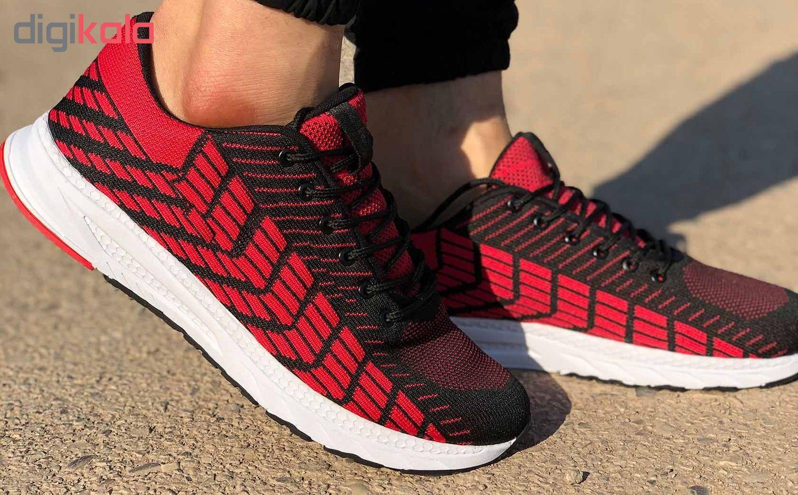 کفش مخصوص پیاده روی مردانه کفش سعیدی کد UM -  - 8