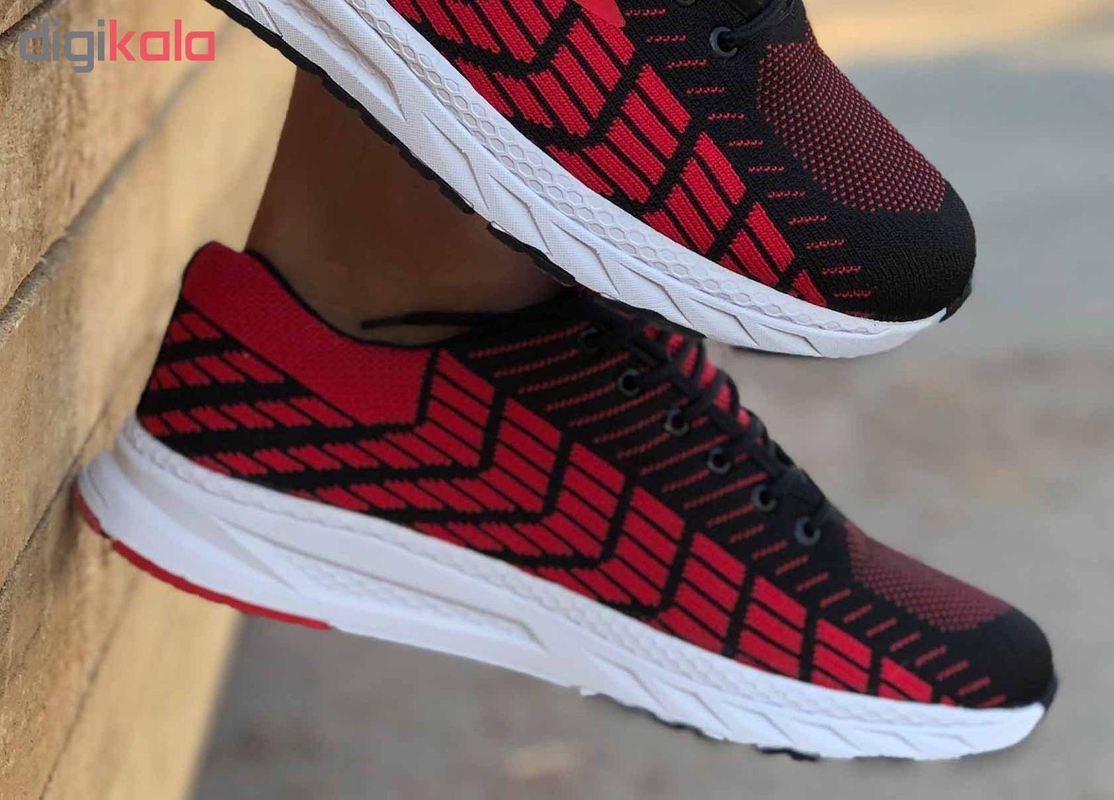 کفش مخصوص پیاده روی مردانه کفش سعیدی کد UM -  - 9