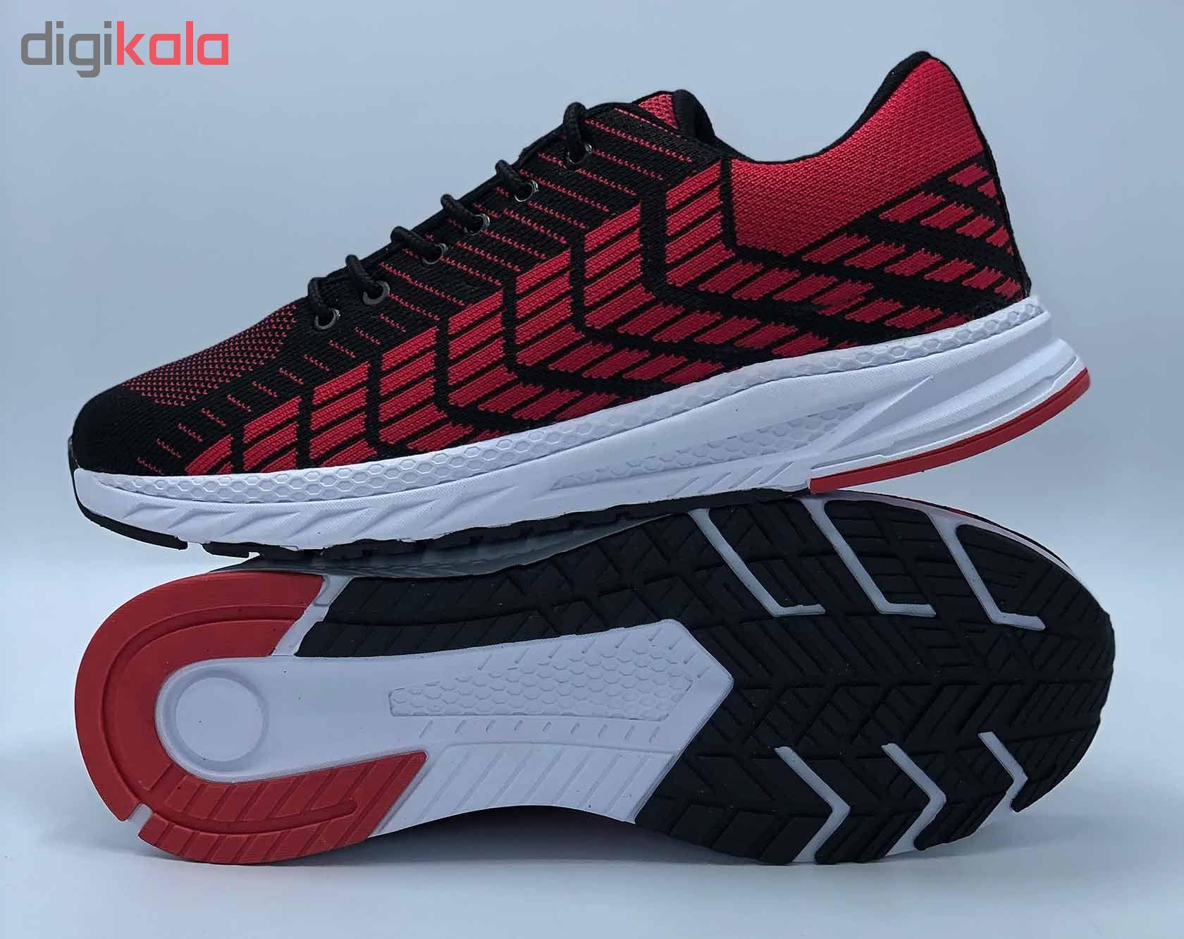 کفش مخصوص پیاده روی مردانه کفش سعیدی کد UM -  - 12