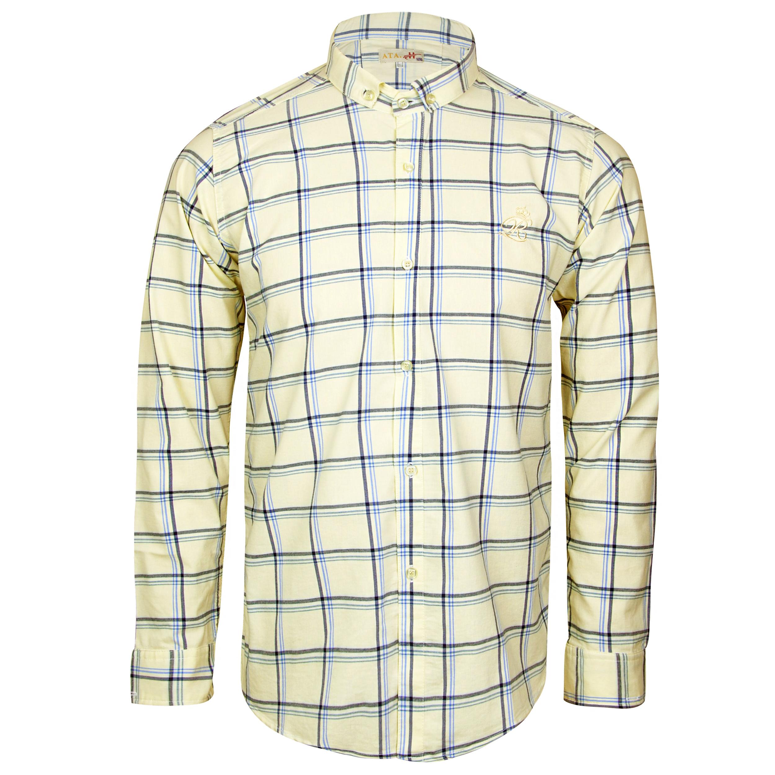 پیراهن مردانه کد 3230-16