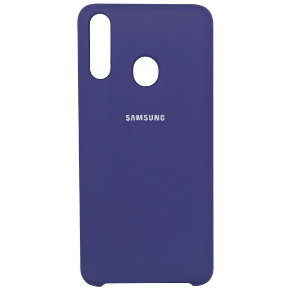 کاور مدل SIL-001 مناسب برای گوشی موبایل سامسونگ Galaxy A20s