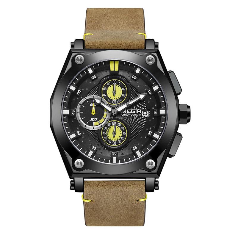 کد تخفیف                                      ساعت مچی عقربه ای مردانه مگیر مدل ML2098G-BKBN-1