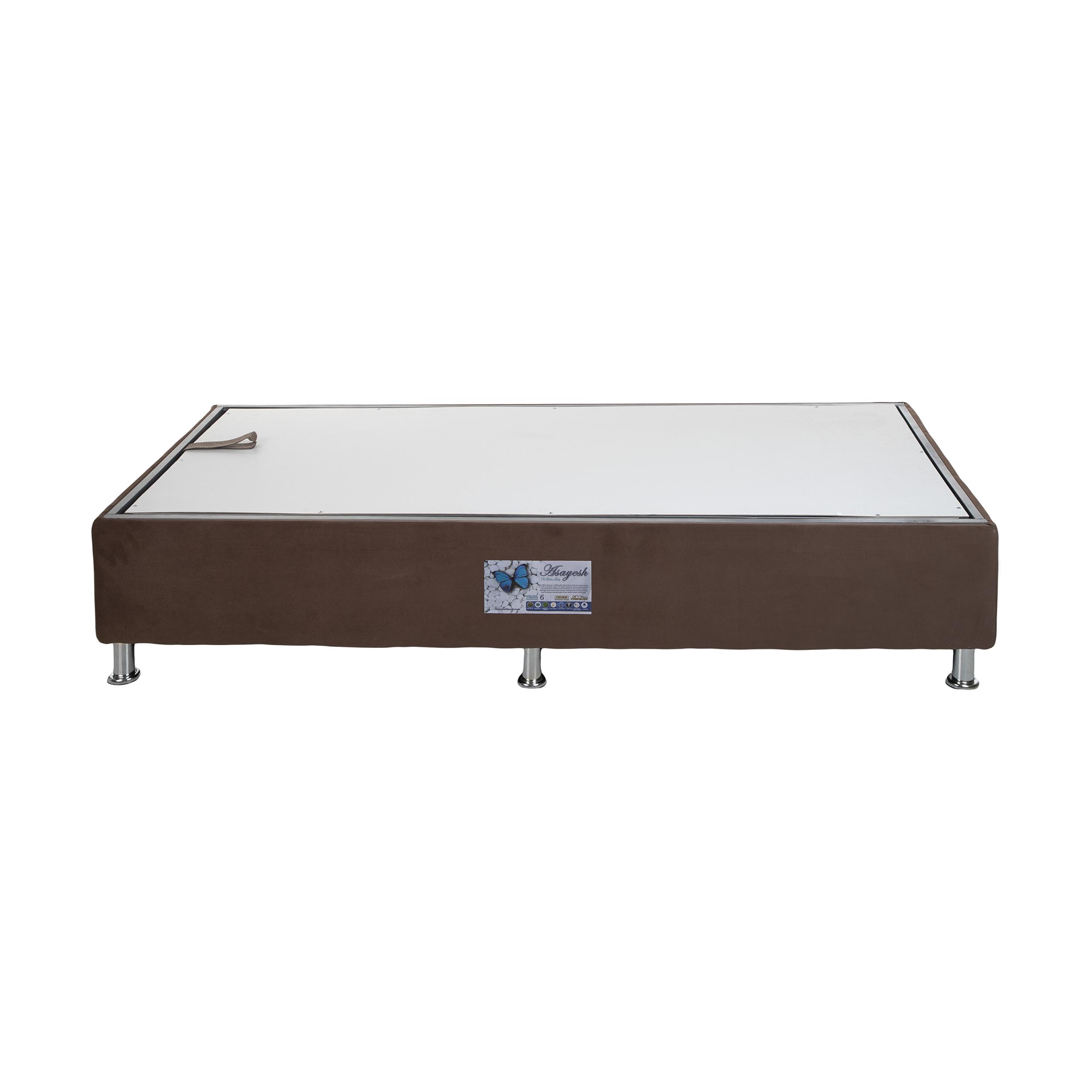 تخت خواب دو نفره مدل AKA160 سایز 200 × 160 سانتی متر