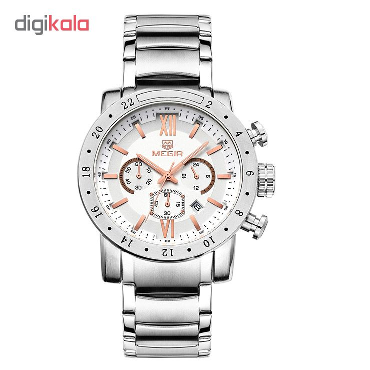 ساعت مردانه مگیر مدل MS3008G-7N0