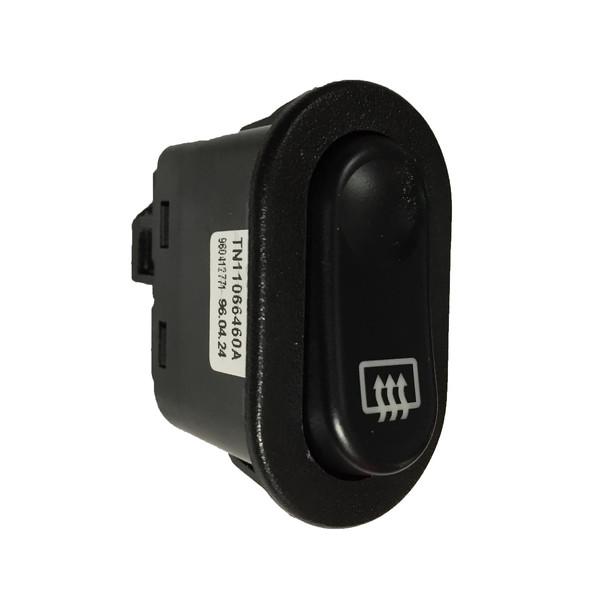 کلید گرمکن شیشه عقب اچ آی سی کد 4066 مناسب برای پراید