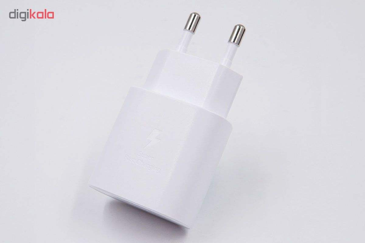 شارژر دیواری مدل EP-TA800 به همراه کابل USB-C main 1 2