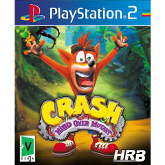 بازی Crash Mind over Mutant مخصوص PS2