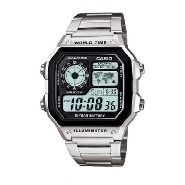 ساعت مچی دیجیتال کاسیو مدل AE-1200WHD-1AVDF              اصل
