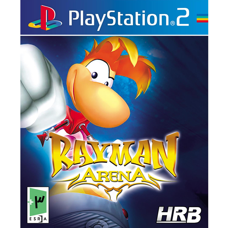بازی Rayman Arena مخصوص PS2