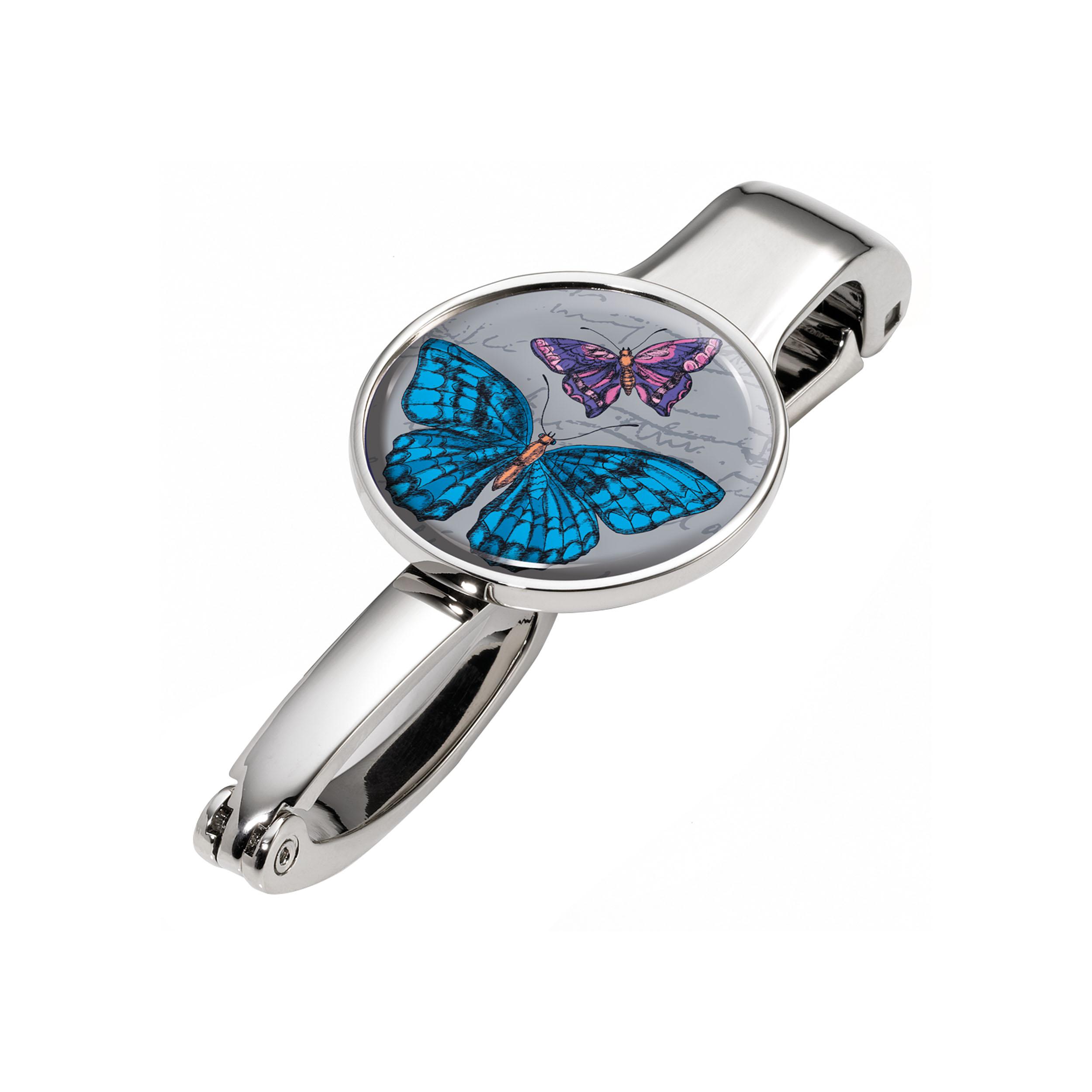 هنگر کیف ترویکا طرح Butterflies